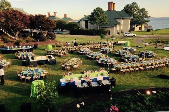 Ferguson event on BP Lawn Group