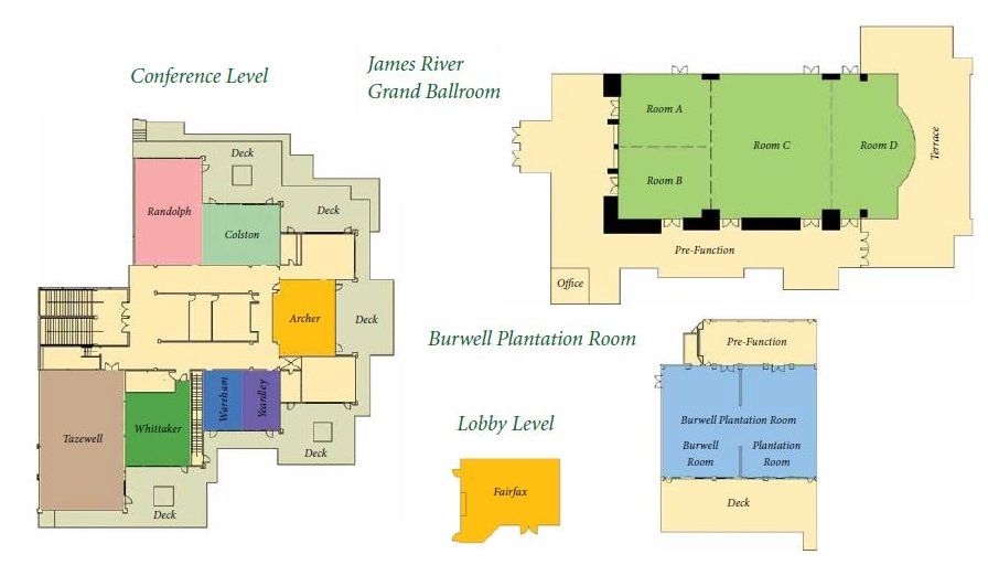 Floor Plan Overview 2014