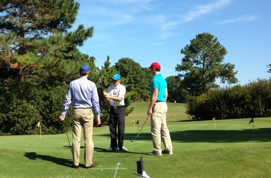 Secret Tips and Tricks from a Top Golf Academy Pro