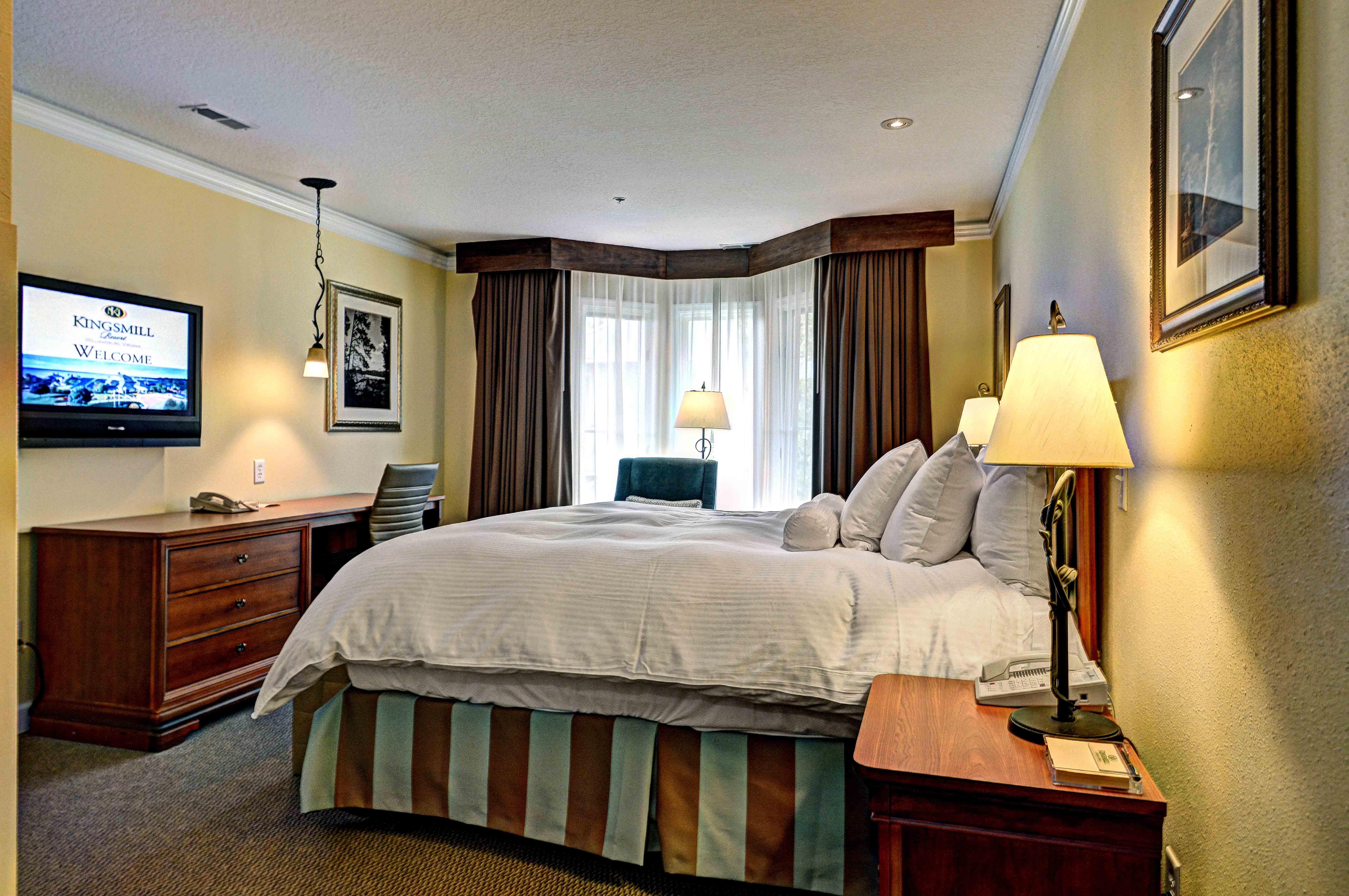 Resort Accommodations Kingsmill Resort Williamsburg Va