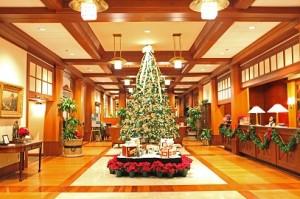 Holiday Lobby 407px