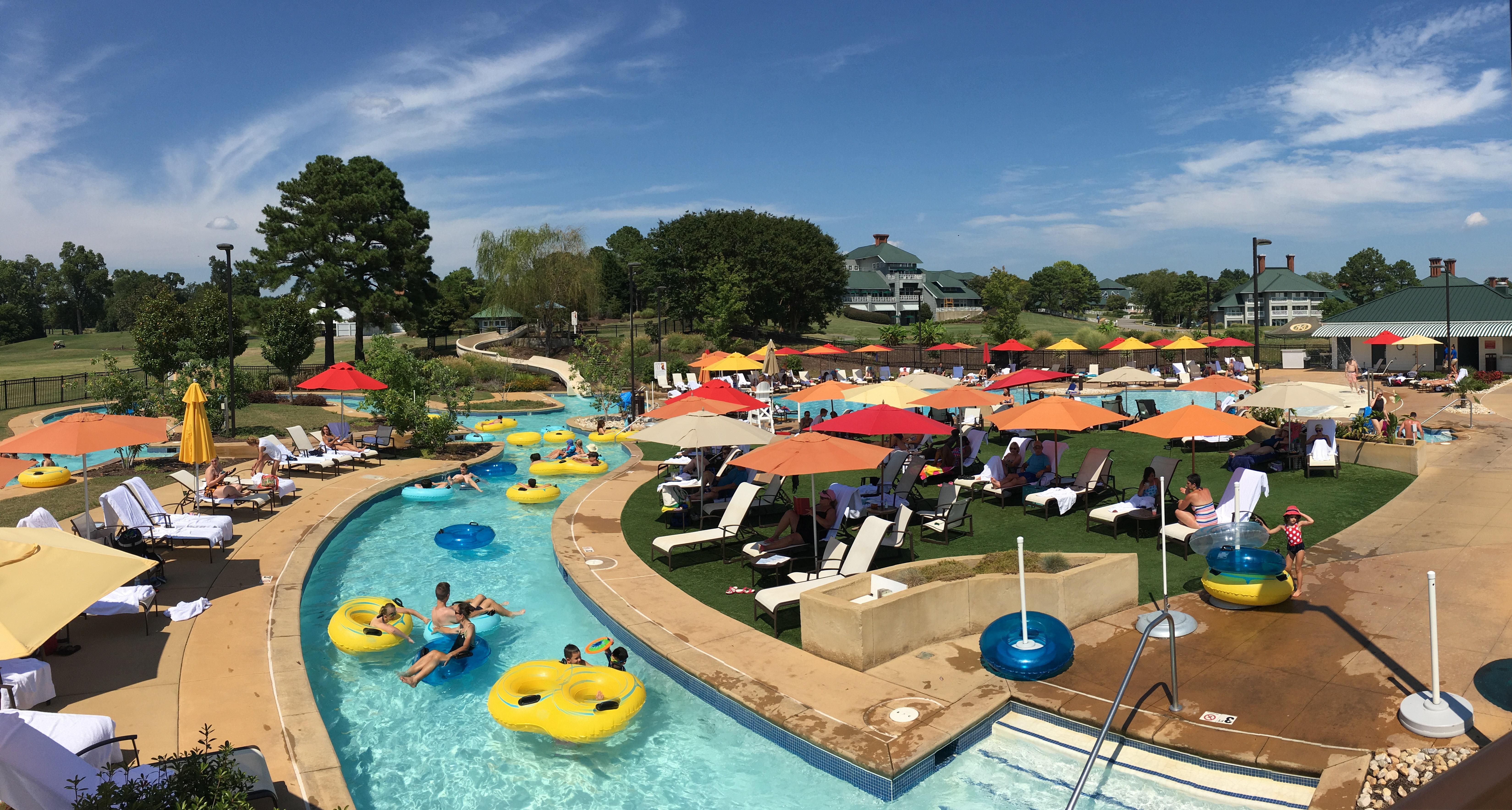 The River Pool Recreation At Kingsmill Resort