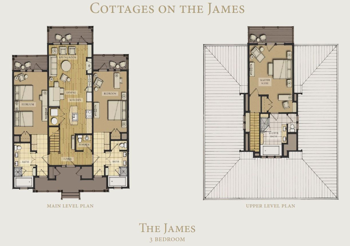 James Floor Plan