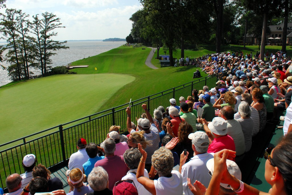 Thank You For Attending The 2016 Kingsmill Championship!