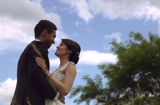 Julia & Prateesh