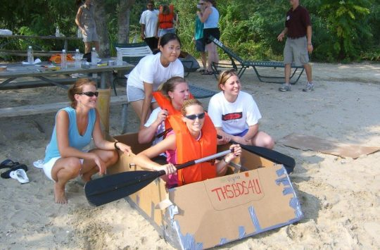 Go Team! Putting the Fun into Corporate Retreats at Kingsmill Resort