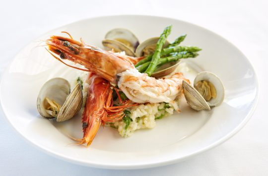 Sea-to-Table Dining