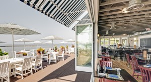 James Landing Grille indoor and outdoor dining