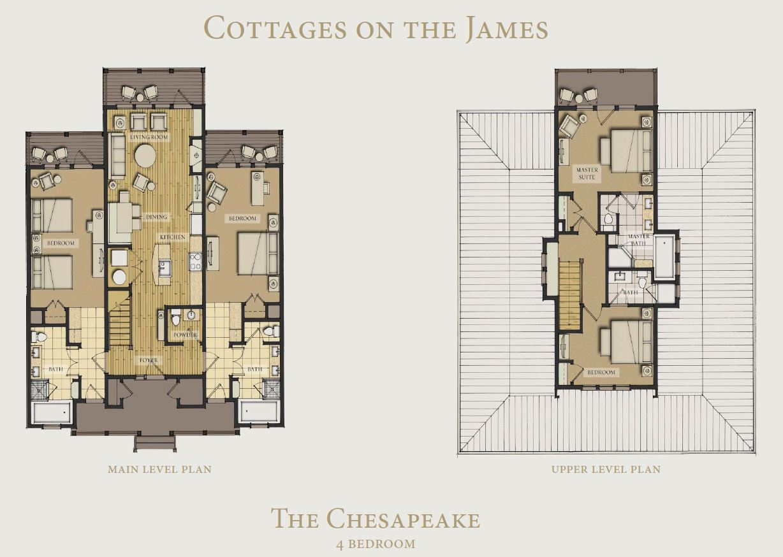 Chesapeake Floor Plan