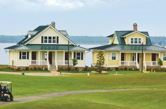3 or 4 Bedroom Cottages