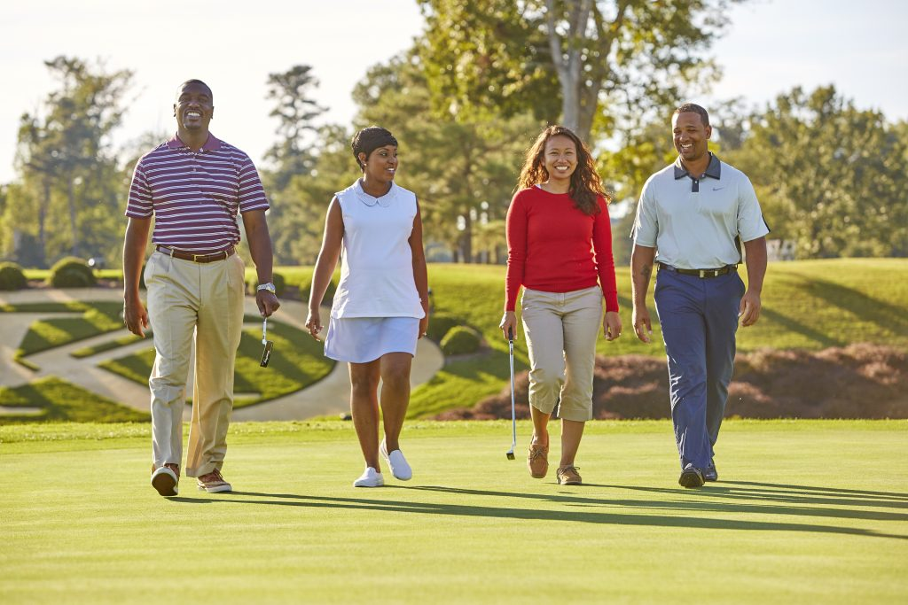 Foursomes Golf Package