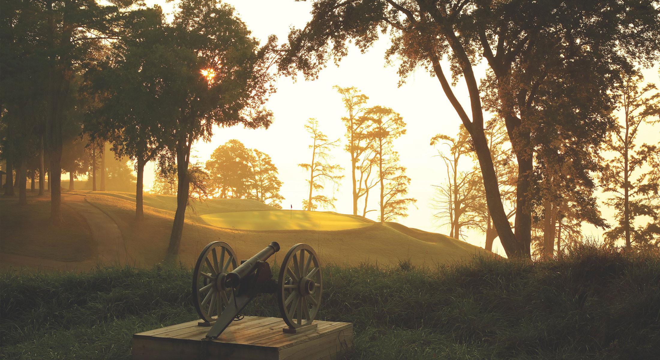 17th hole cannon