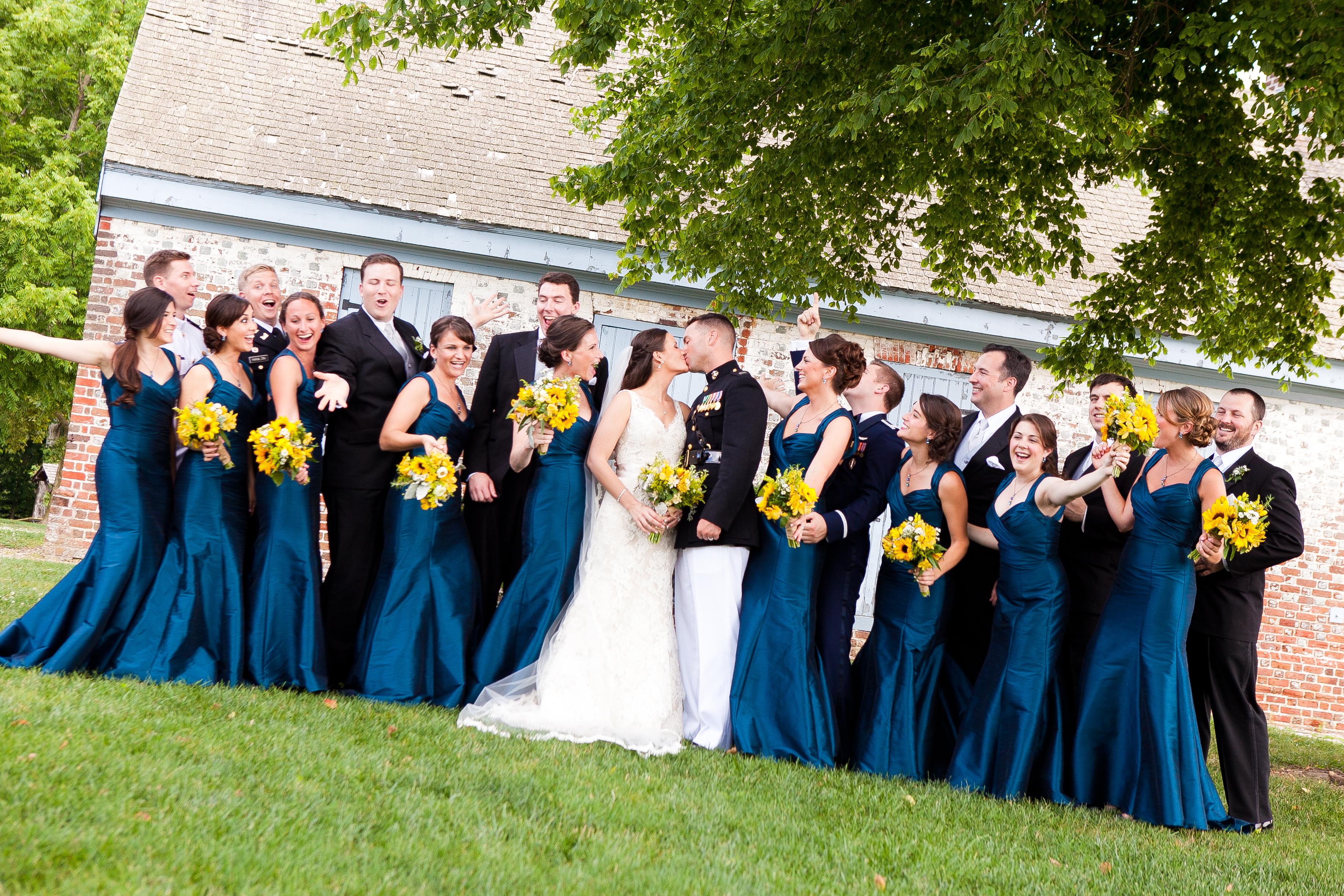Weddings & Special Celebrations | Kingsmill Resort, Williamsburg VA