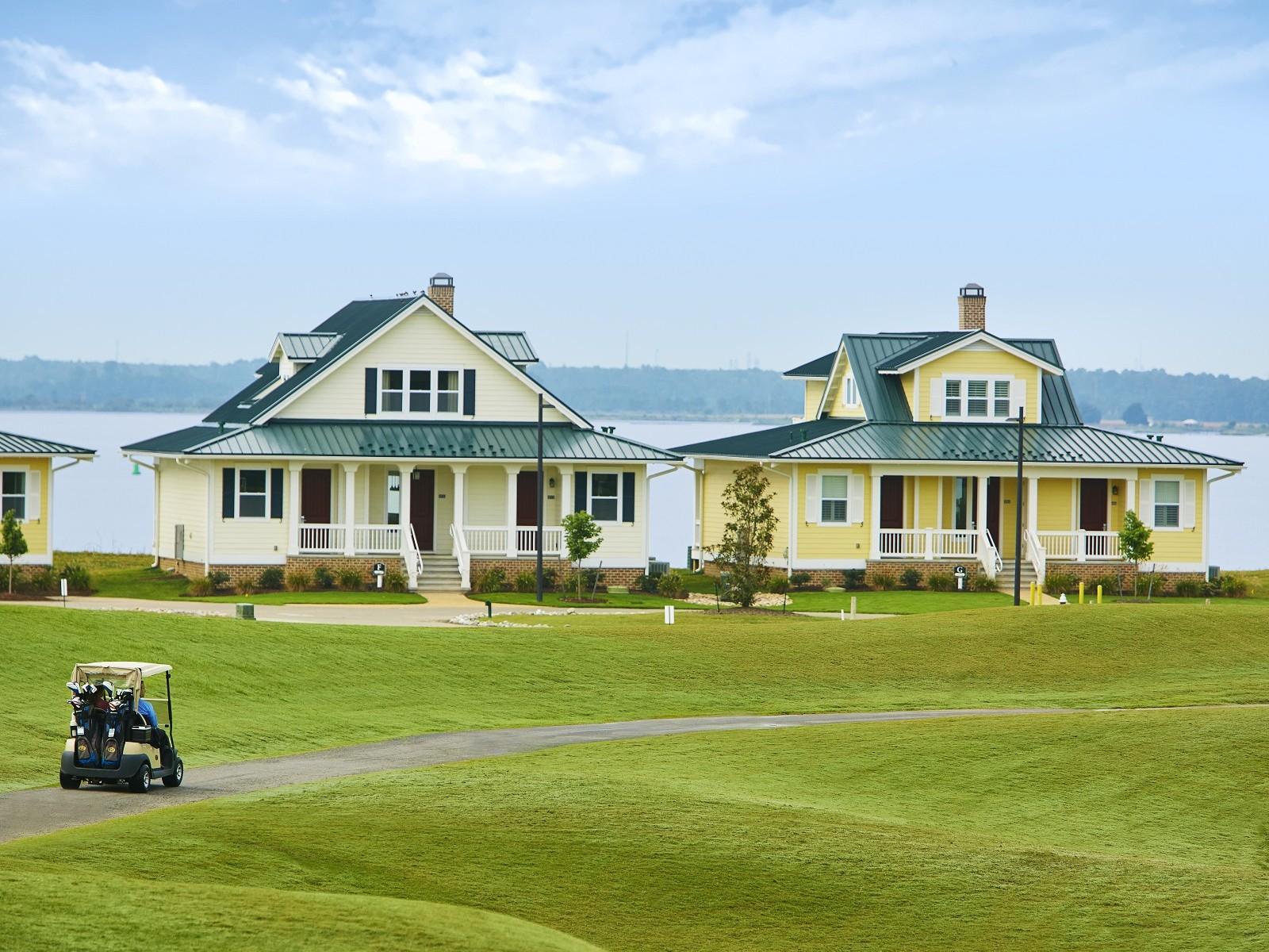 Cottages Golf Cart