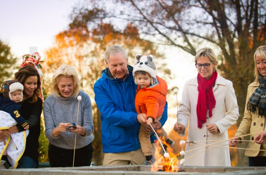 A Family Affair: Reunions at Kingsmill That Last Forever