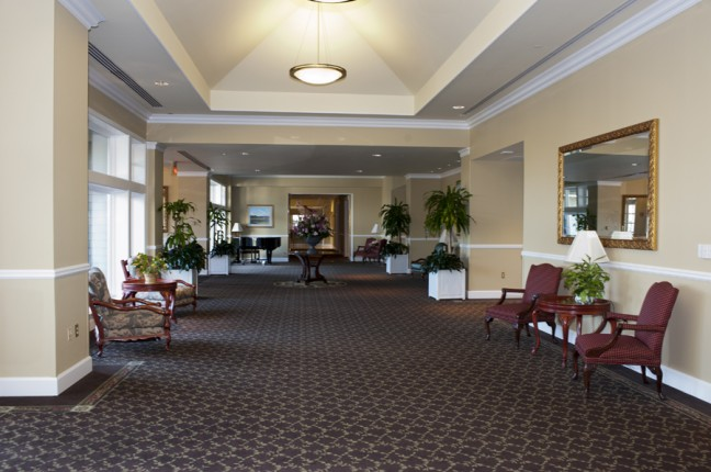 James River Ballroom Foyer and Entrance