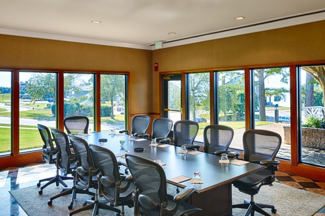 Yeardley Room for Group Meetings