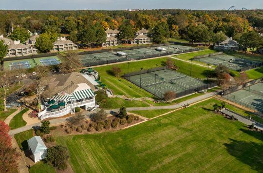 Kingsmill is For Tennis Lovers