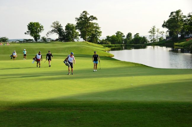 Kingsmill Championship Final Round