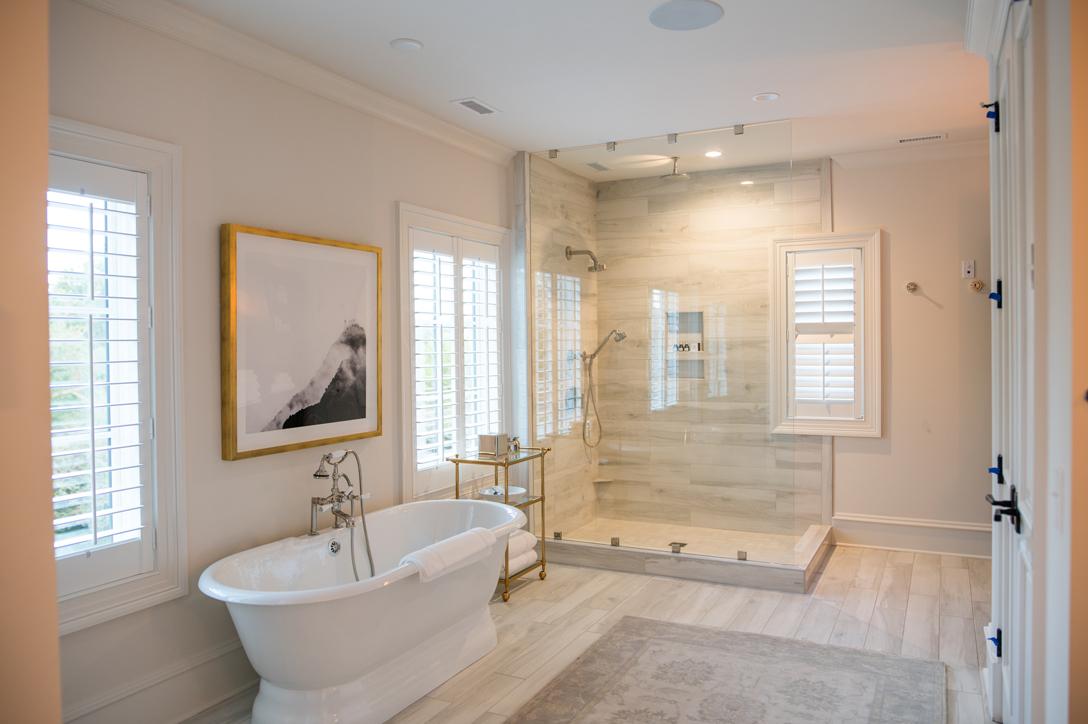 En Suite Bathroom - The Estate at Kingsmill