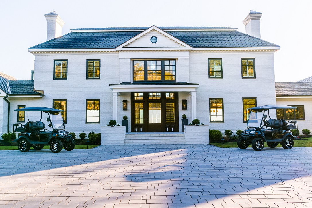 Front Exterior of The Estate at Kingsmill