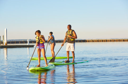 Paddle Your Way Around Kingsmill