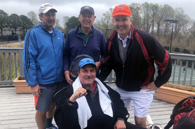 Kingsmill Tennis Association Members