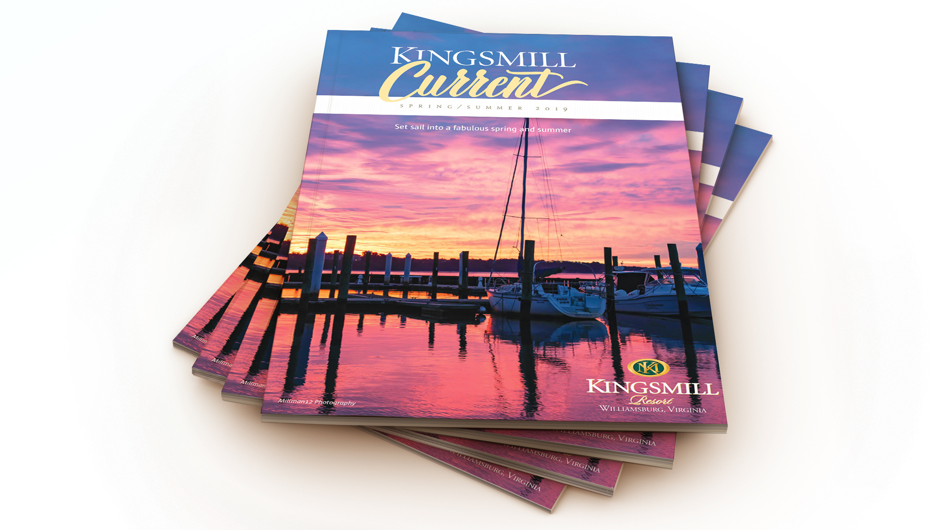 Kingsmill Current newsletter