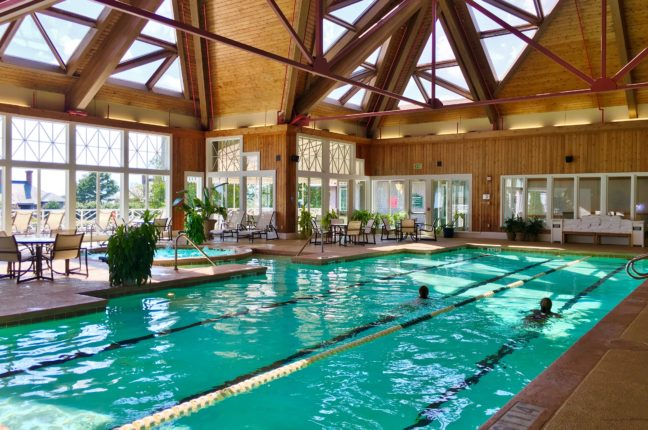 Indoor Sports Club Pool
