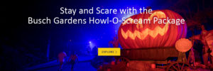 Howl-O-Scream Package